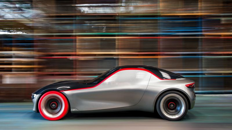 Opel GT, Geneva International Motor Show 2016 (horizontal)