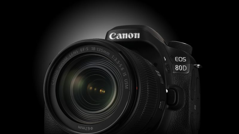 Canon EOS 80D, lens EF-S 18–135mm f/3.5–5.6, camera, review, 4k video, canon, single-lens, Canon zoom, reflex (horizontal)