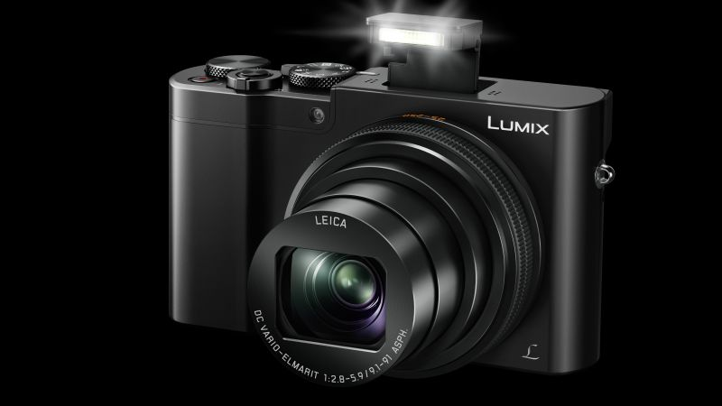 Panasonic LUMIX TZ100, lens F2.8-5.9 LEICA DC, camera, review, 4k video, single-lens, reflex (horizontal)