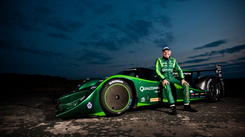 Drayson Racing B12/69, Quickest Electric Cars, racer, sport cars, electric cars, green (horizontal)