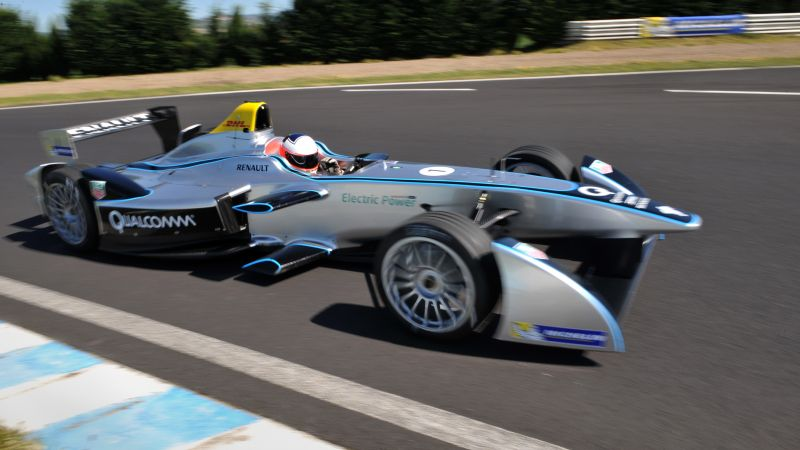 Spark Renault SRT 01E, formula e, Quickest Electric Cars, sport cars, electric cars (horizontal)