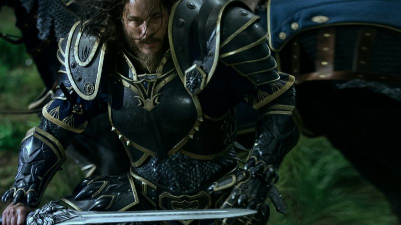 Warcraft, Anduin Lothar, Travis Fimmel, Best Movies of 2016 (horizontal)