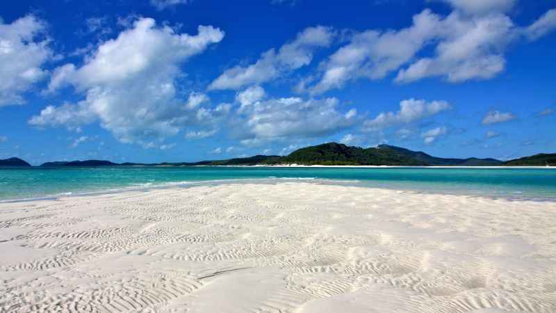 Whitehaven Beach, Whitsunday Island, Best beaches of 2016, Travellers Choice Awards 2016 (horizontal)