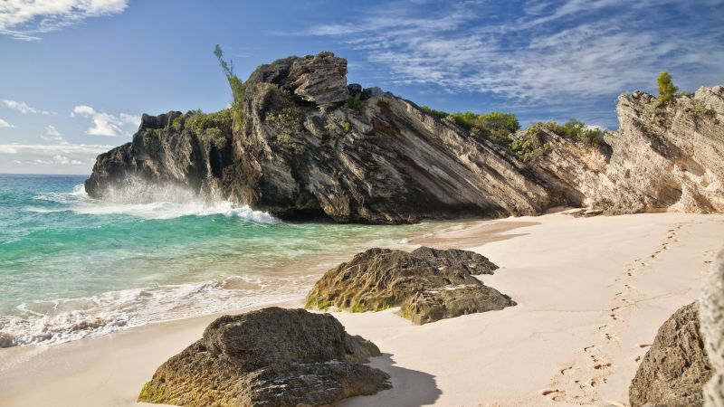 Horseshoe Bay Beach, Bermuda, Best beaches of 2016, Travellers Choice Awards 2016 (horizontal)