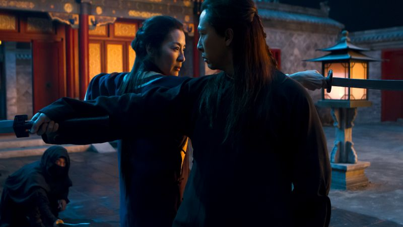 Crouching Tiger, Hidden Dragon: Sword of Destiny, Michelle Yeoh, best movies 2016 (horizontal)
