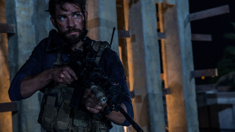 13 Hours: The Secret Soldiers of Benghazi, biographical war, soldier, James Badge Dale, best movies of 2016 (horizontal)