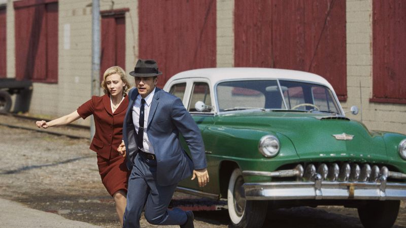 11/22/63, James Franco, Sarah Gadon, Best TV Series, mystery (horizontal)