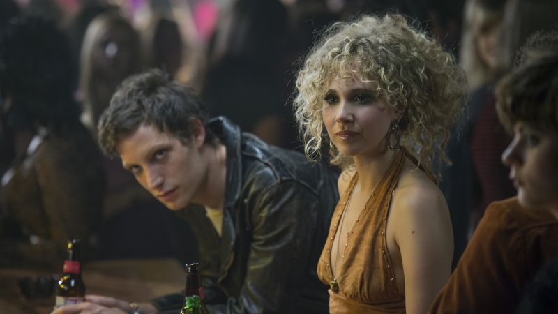 Vinyl, Juno Temple, James Jagger, Best TV Series (horizontal)