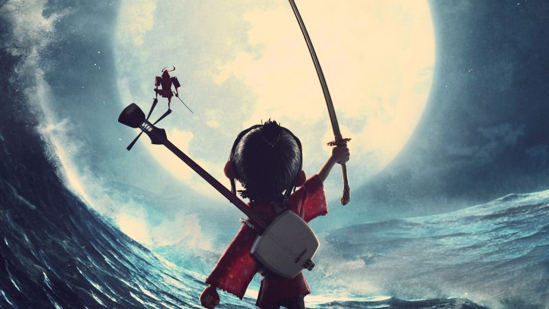 Kubo and the Two Strings, Best Animation Movies of 2016 (horizontal)