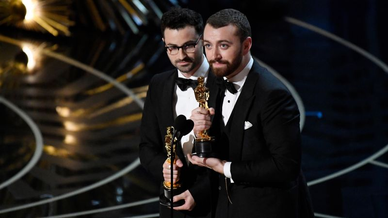 Sam Smith, Oscar 2016, Spectre, Oscar, Most popular celebs, singer (horizontal)