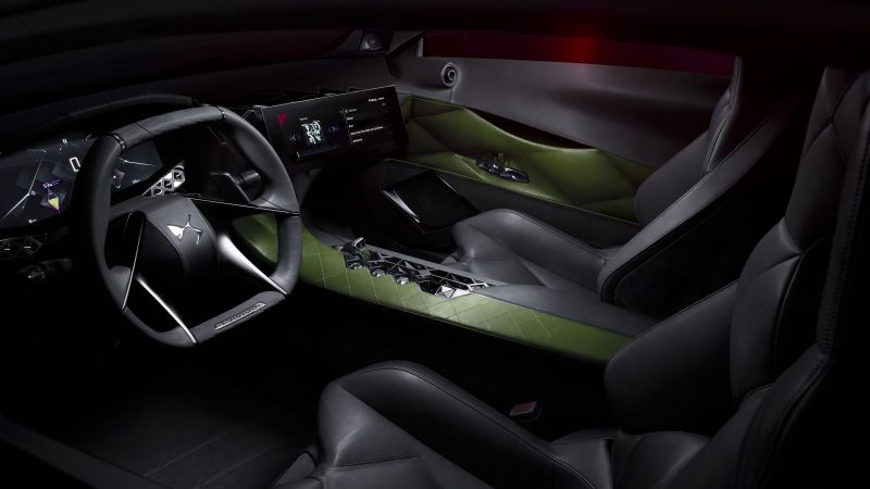 E-Tense, Geneva Auto Show 2016, electric cars, interior (horizontal)
