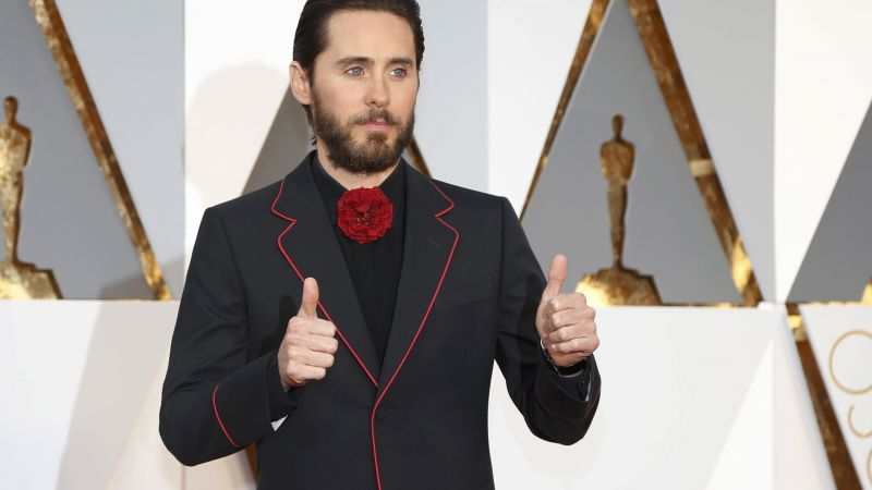 Jared Leto, Oscar 2016, Oscar, Most popular celebs, actor, SINGER (horizontal)