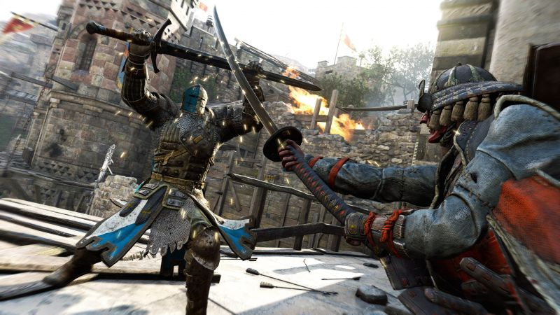 For Honor, E3 2016, best games, PlayStation 4, Xbox One, Windows, Best Games (horizontal)