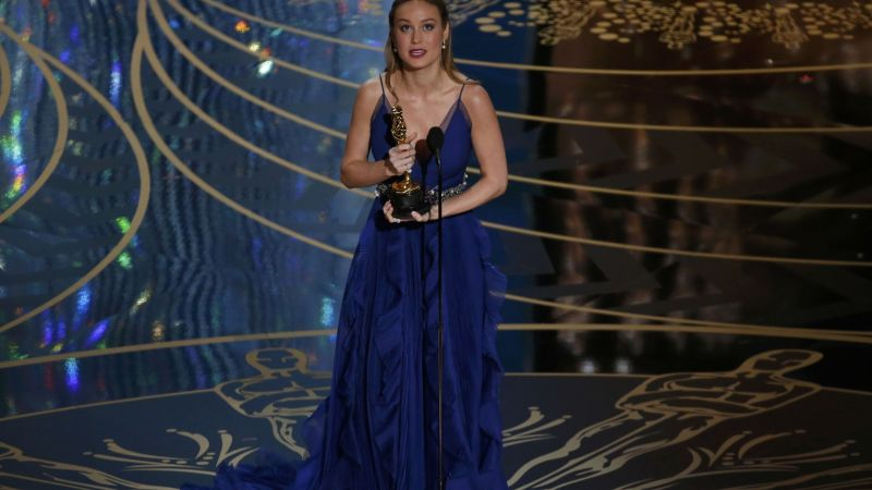 Brie Larson, Oscar 2016, red carpet, Most popular celebs, actress (horizontal)