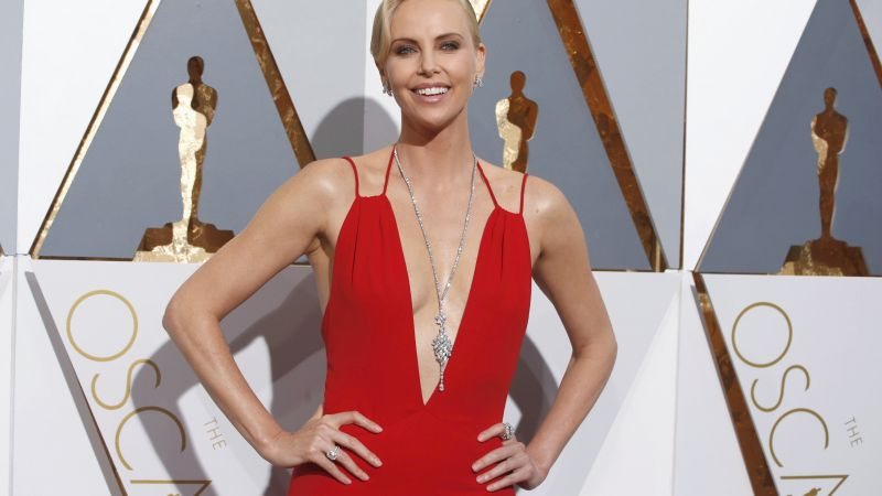 Charlize Theron, Oscar 2016, red carpet, Most popular celebs, actress (horizontal)