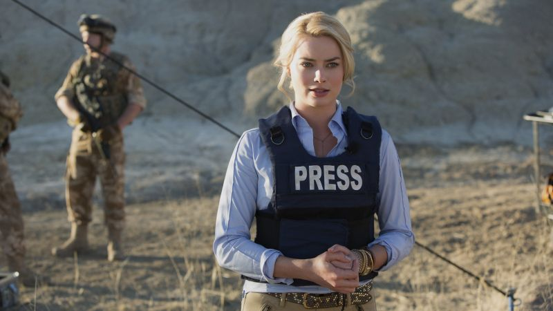 Whiskey Tango Foxtrot, Margot Robbie, best movies 2016 (horizontal)