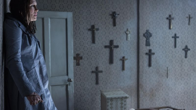 The Conjuring 2, Vera Farmiga, Best Movies of 2016 (horizontal)