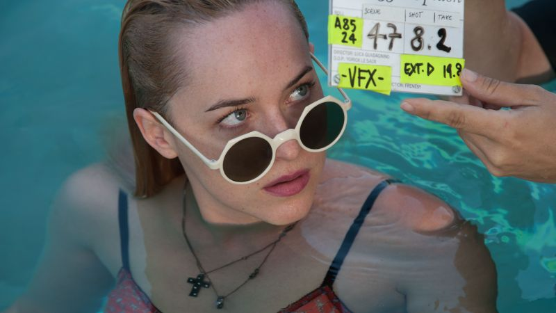 A Bigger Splash, Dakota Johnson, Best Movies of 2016 (horizontal)