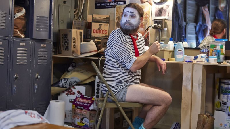 BASKETS, Zach Galifianakis, Best TV series (horizontal)