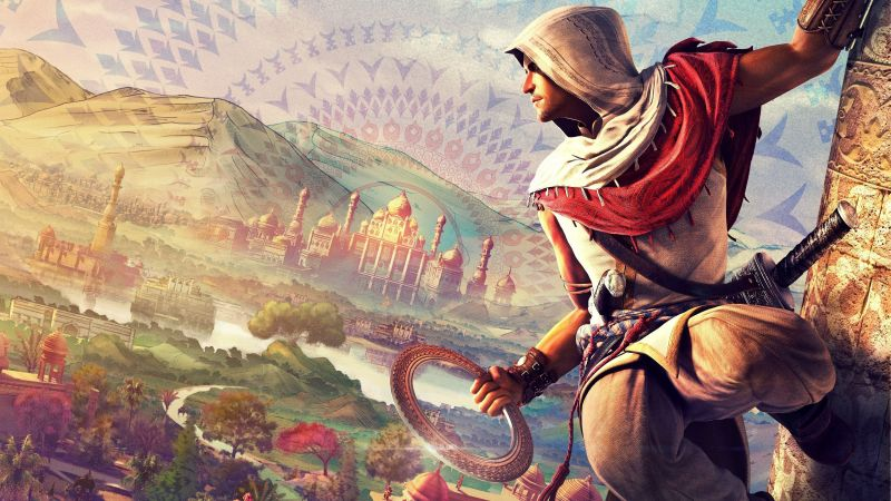 Assassin's Creed Chronicles Trilogy, Best Games, game, arcade, sci-fi, India, PC, PS4, Xbox One (horizontal)