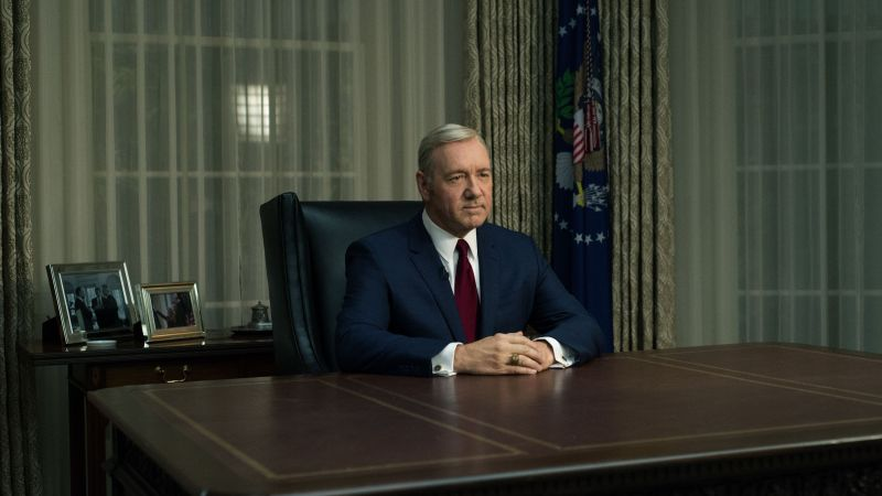 House of Cards, Best TV Series 2016, series, political, Kevin Spacey, Robin Wright, season 4, streaming, HD (horizontal)