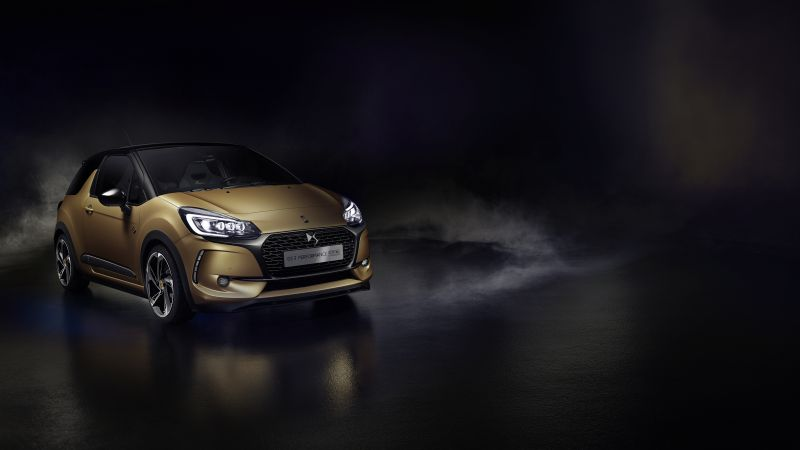 "DS 3 Performance ""BRM Chronographes"", Geneva Auto Show 2016 (horizontal)"