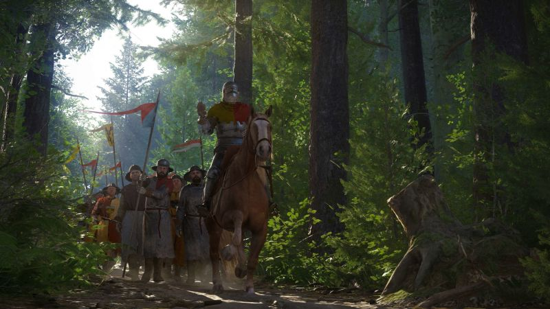 Kingdom Come: Deliverance, best games of 2016, open world, PC, PS4, Xbox One (horizontal)
