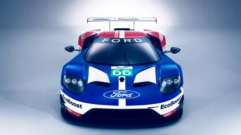 Ford GT Race Car, 24 Hours of Le Mans (horizontal)