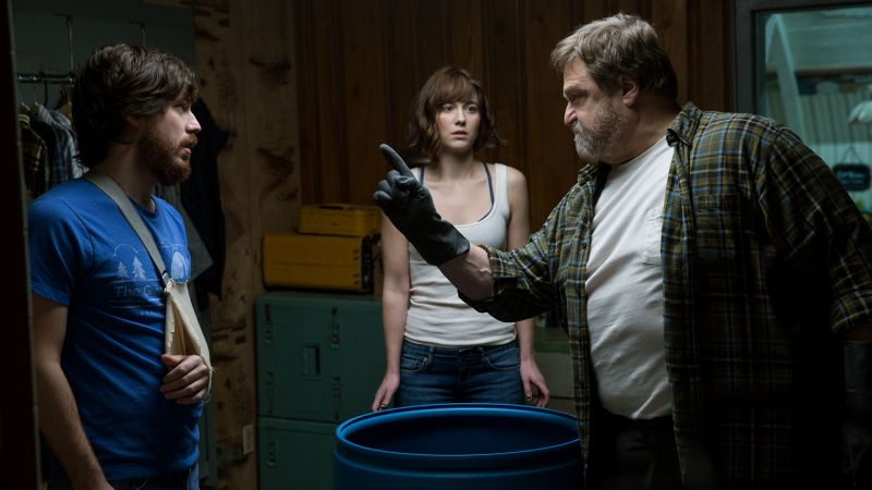 10 Cloverfield Lane, John Goodman, best movies of 2016 (horizontal)