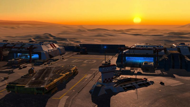 Homeworld: Deserts of Kharak, Best Games, PC, PS4, Xbox One (horizontal)