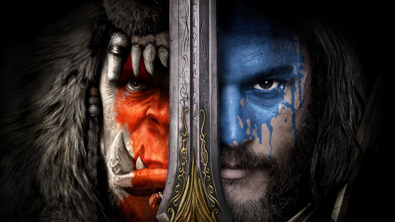 Warcraft, Best Movies of 2016 (horizontal)