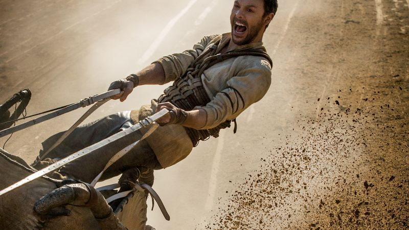 Ben-Hur, Jack Huston, best movies of 2016 (horizontal)