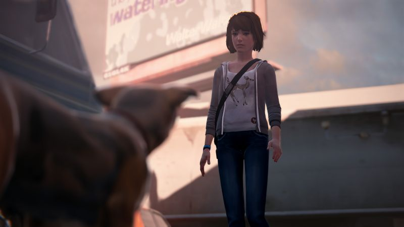 Life is Strange, GDC Awards 2016, girl, PC, PS 4, Xbox One (horizontal)