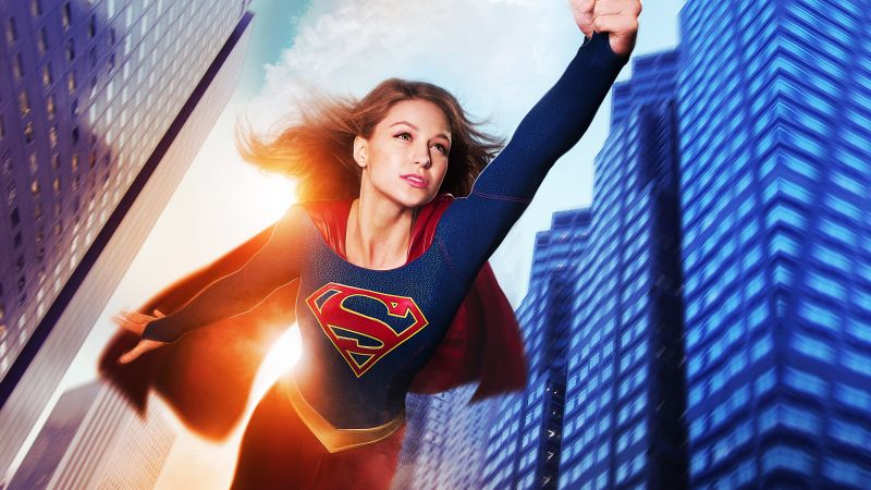 Supergirl, Melissa Benoist, Best TV Series (horizontal)