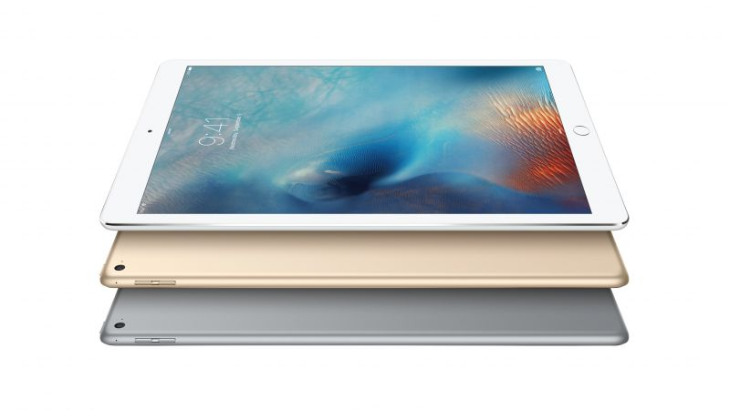 iPad Pro, apple (horizontal)