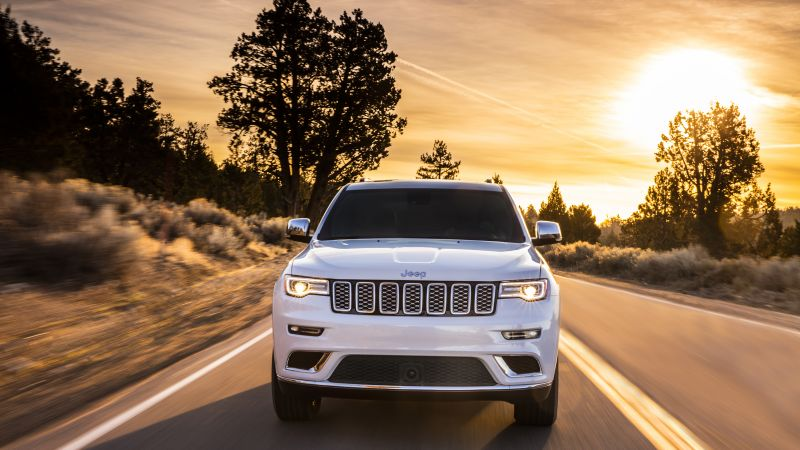 Jeep Grand Cherokee Summit, NYIAS 2016, suv (horizontal)