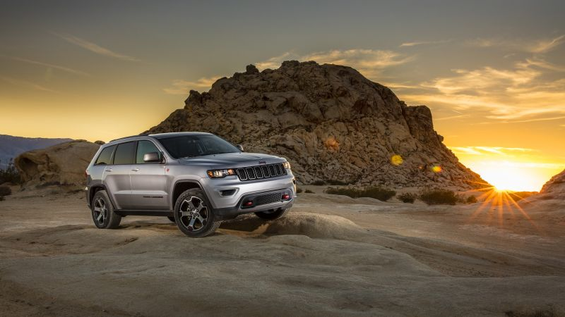 Jeep Grand Cherokee Trailhawk, NYIAS 2016, suv (horizontal)