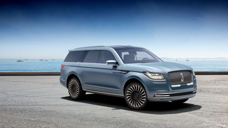 Lincoln Navigator, NYIAS 2016, SUV (horizontal)