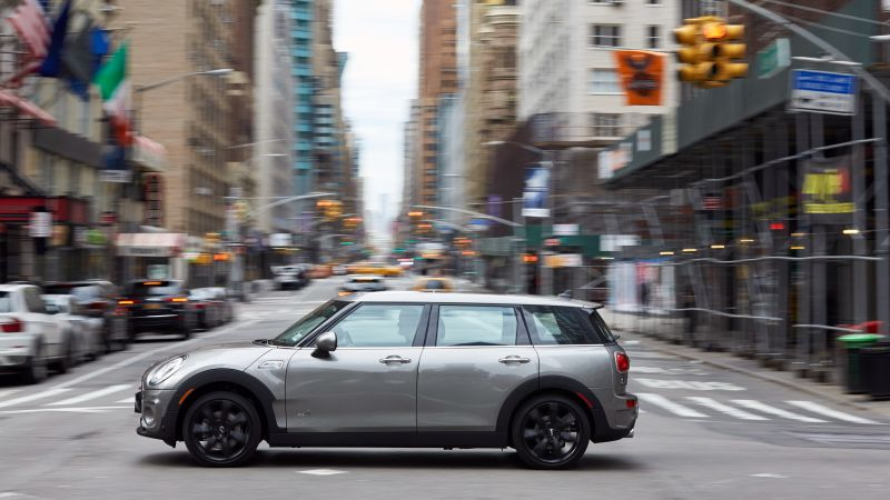 MINI Cooper S Clubman ALL4, NYIAS 2016 (horizontal)