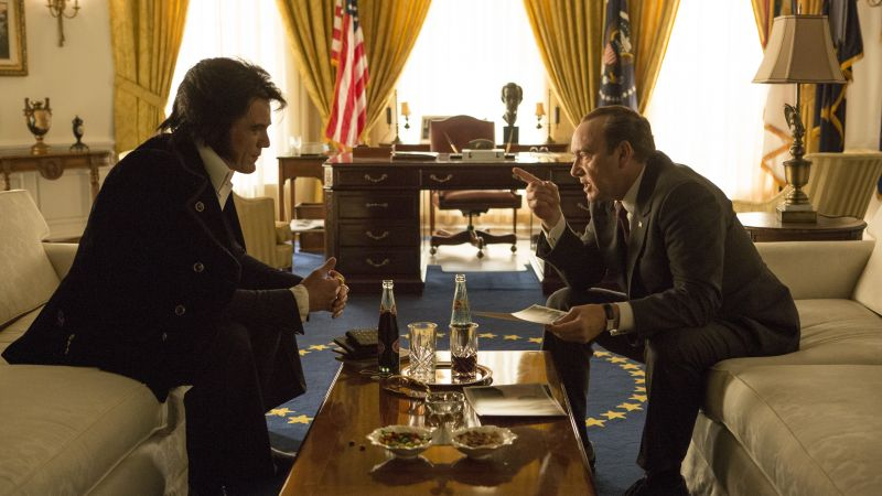 Elvis & Nixon, Michael Shannon, Kevin Spacey, Best Movies of 2016 (horizontal)