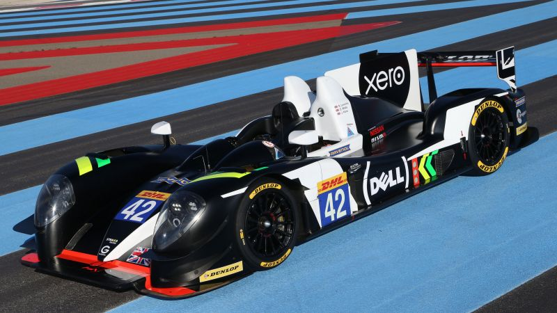 Gibson 015S, sport cars, Le Mans, LMP2 (horizontal)