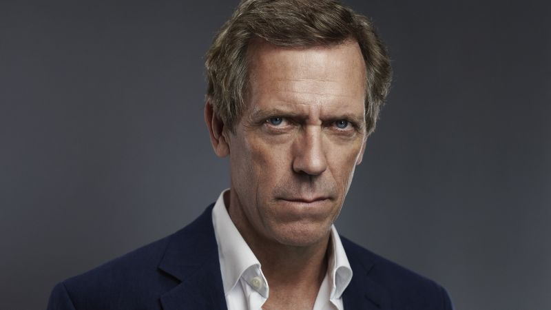 Hugh Laurie, The Night Manager, Best TV Series of 2016 (horizontal)
