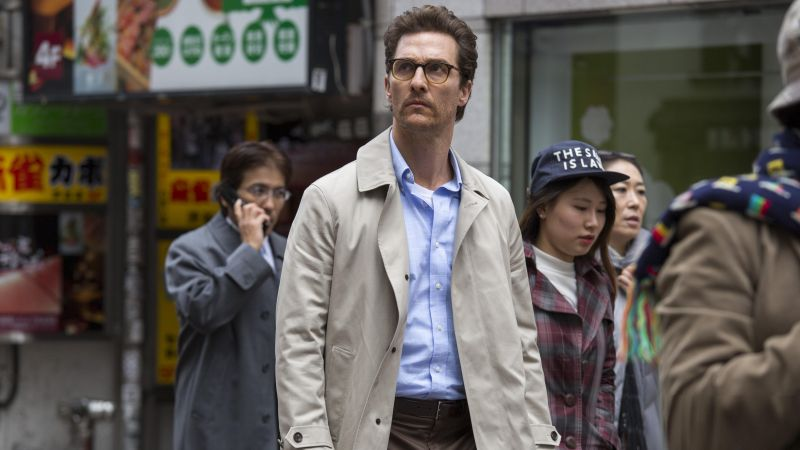 The Sea of Trees, Matthew McConaughey, Best movies of 2016 (horizontal)