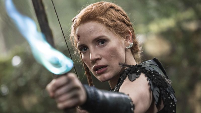The Huntsman Winter's War, Tamzin Merchant, Best Movies (horizontal)