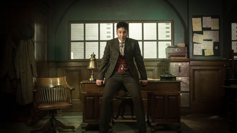 Houdini and Doyle, Stephen Mangan, best tv series