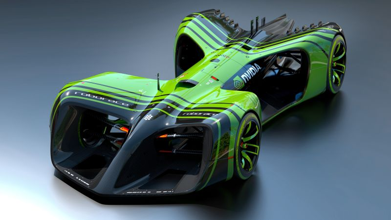 Roborace, future cars, Hybrid, Formula E season, electric cars, Daniel Simon