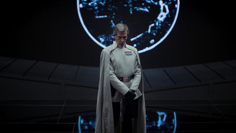 Rogue One: A Star Wars Story, Ben Mendelsohn, Best Movies of 2016