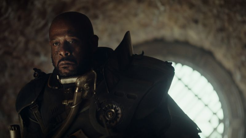 Rogue One: A Star Wars Story, Forest Whitaker, Best Movies of 2016 (horizontal)