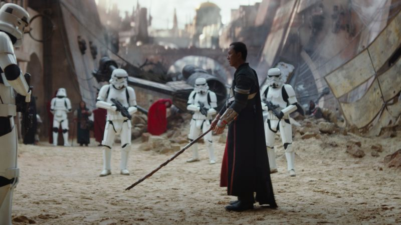 Rogue One: A Star Wars Story, Best Movies of 2016, clone trooper (horizontal)