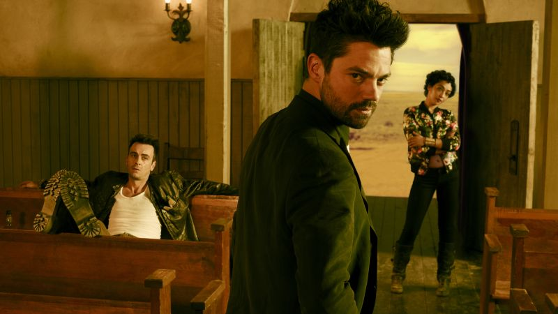 Preacher, Dominic Cooper, Best TV Series